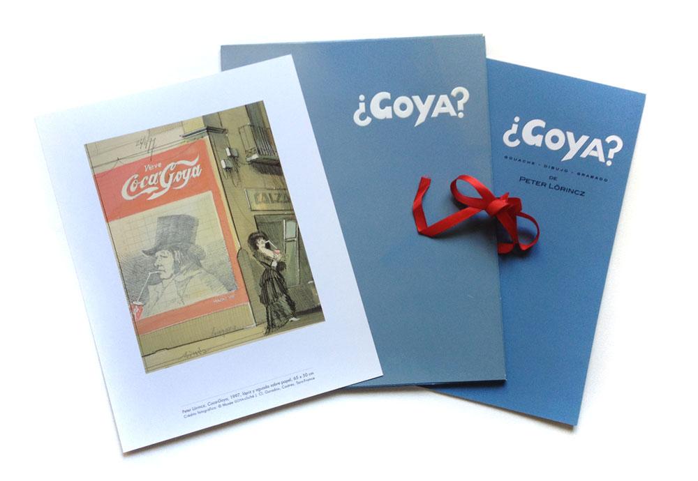 ¿Goya?
